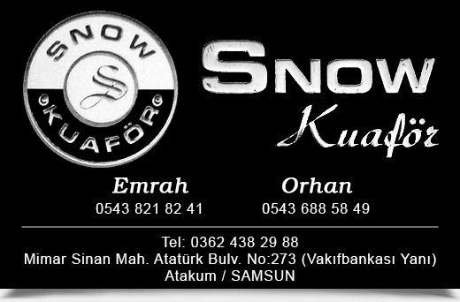 SNOW KUAFÖR