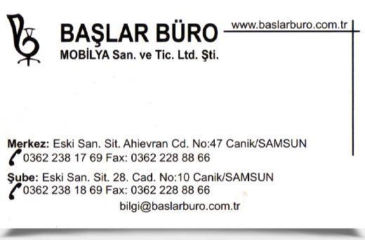 BA�LAR B�RO MOB�LYA SAN. VE. T�C. LTD. �T�.