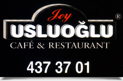 JOY USLUOĞLU CAFE & RESTAURANT
