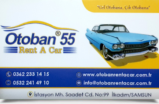 OTOBAN55 RENT A CAR