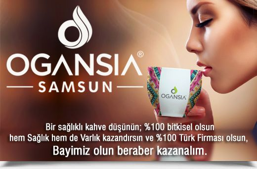 SAMSUN OGANSİA NETWORK MARKETİNG