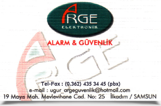 ARGE ALARM & G�VENL�K