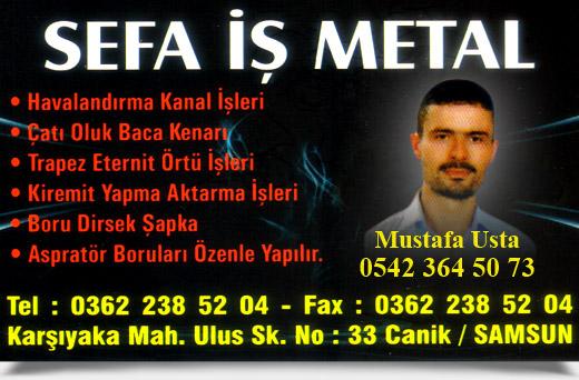 SEFA İŞ METAL